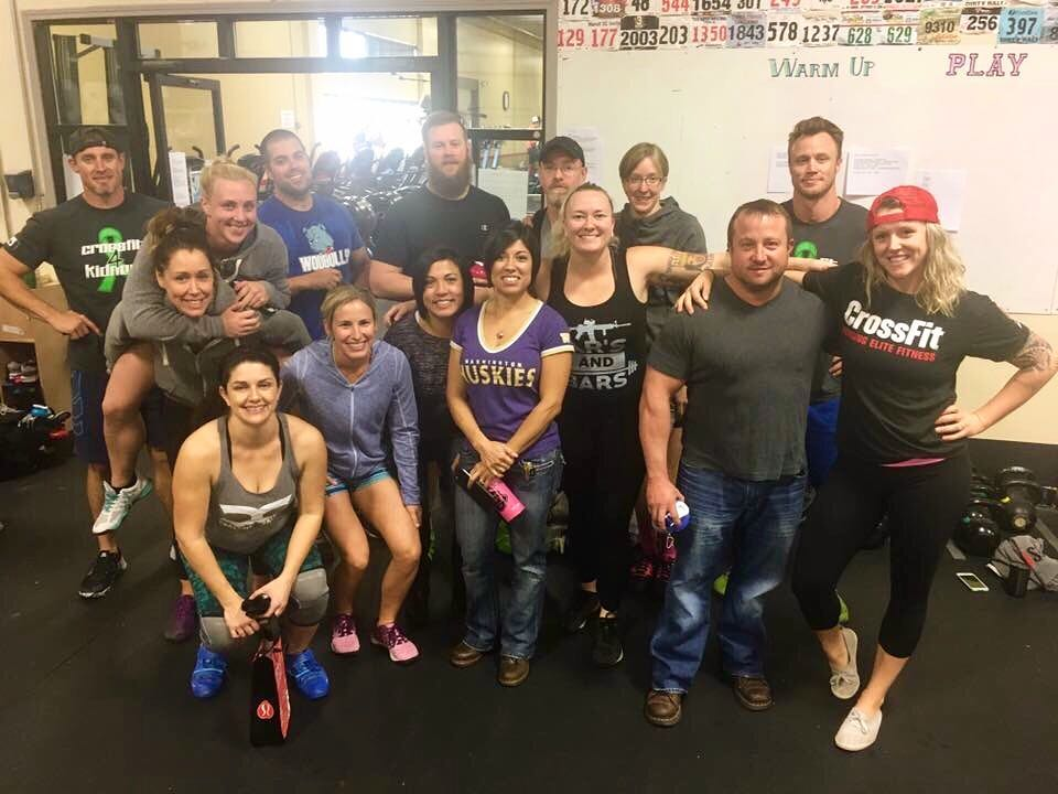 The power of a community 💪🏽 • • • • • • #type44strong #type44 #crossfit #inbend #centraloregon #bend #reebok