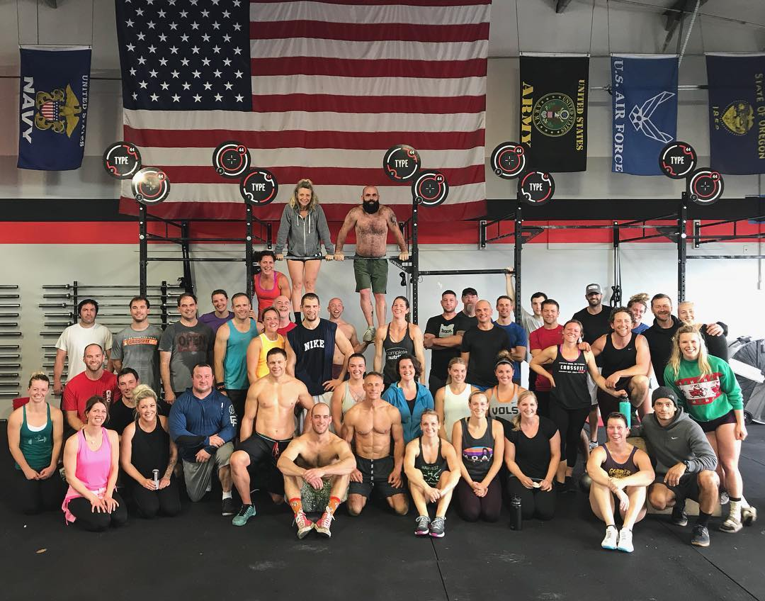 Happy Thanksgiving! 🦃 . .. We're thankful for the incredible and supportive community @crossfit_type44! We'd be nothing without YOU. Thank you for trusting in us and the opportunity to serve this community.