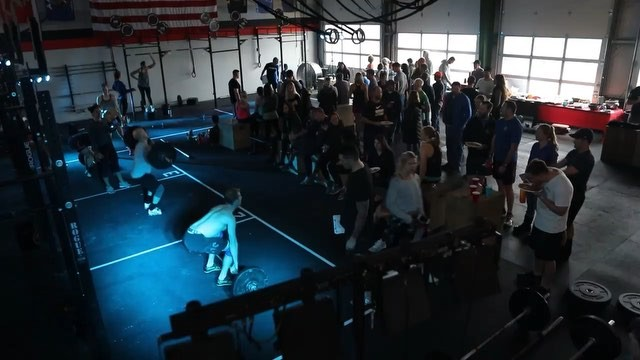 We are so proud of all our athletes who competed in the @crossfitgames 2018 Open. You guys put in the work and it showed big time! . . . 📹: @crowerksdesign