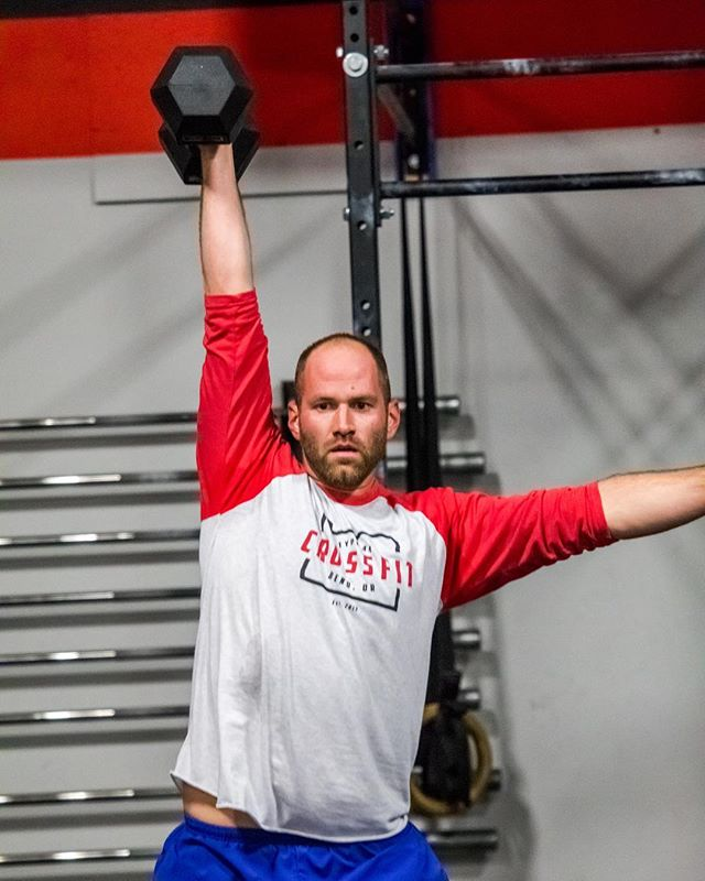 Coaches Spotlight: Want to know where you can find the only @crossfit L3 Trainer in Central Oregon?!@twilk14 coaches our 12p classes on MWF at our East location and we are so grateful he is apart of the family! . Fun facts: @twilk14 also knows Russian, has pitched a no hitter, & was an Eagle Scout!