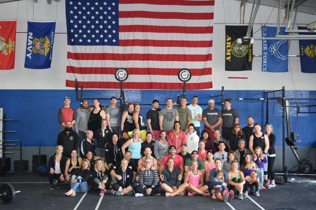 Thank you to everyone who participated, supported, and came down to support!! #musclesformason #crossfit #type44 #crossfittype44 #fundraiser #fitness #competition