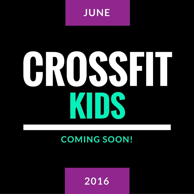 Mark those calendars!  #crossfittype44 #type44 #crossfit #crossfitkids