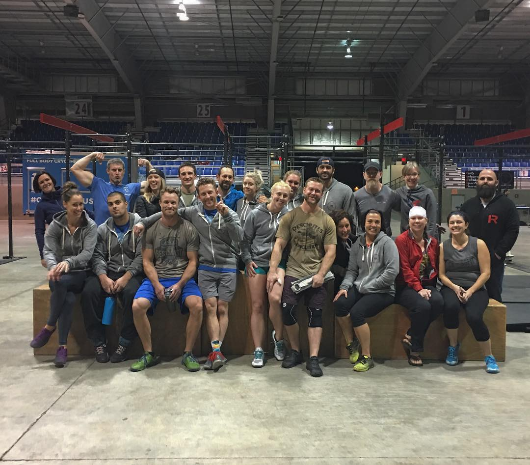 what up, Salem 😜 another comp in the books for Type44 athletes #gobblergauntlet2016 #nwfitgames 🏋🏼🏋🏻‍♀️ team wins included 1st Place Men's Scaled, 2nd Place Master's and 6th Place Men's Rx 💥