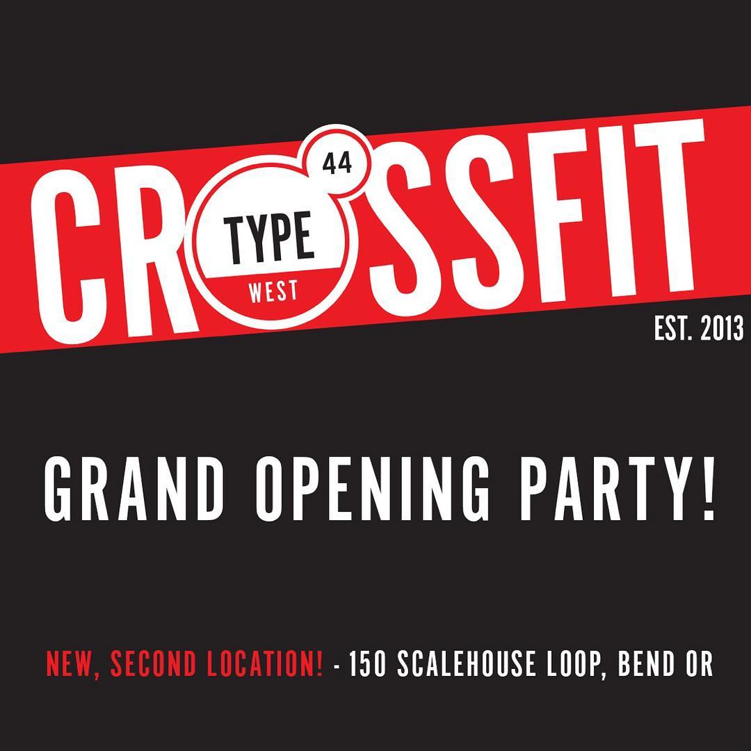 We are excited to offer Central Oregon a SECOND location! Join us for our first official WOD November 4th at 9a!