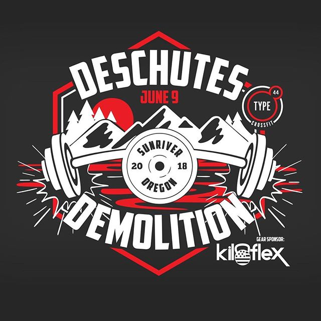 It's time to pick your partner and get signed up for the 4th annual Deschutes Demolition! Link in bio.