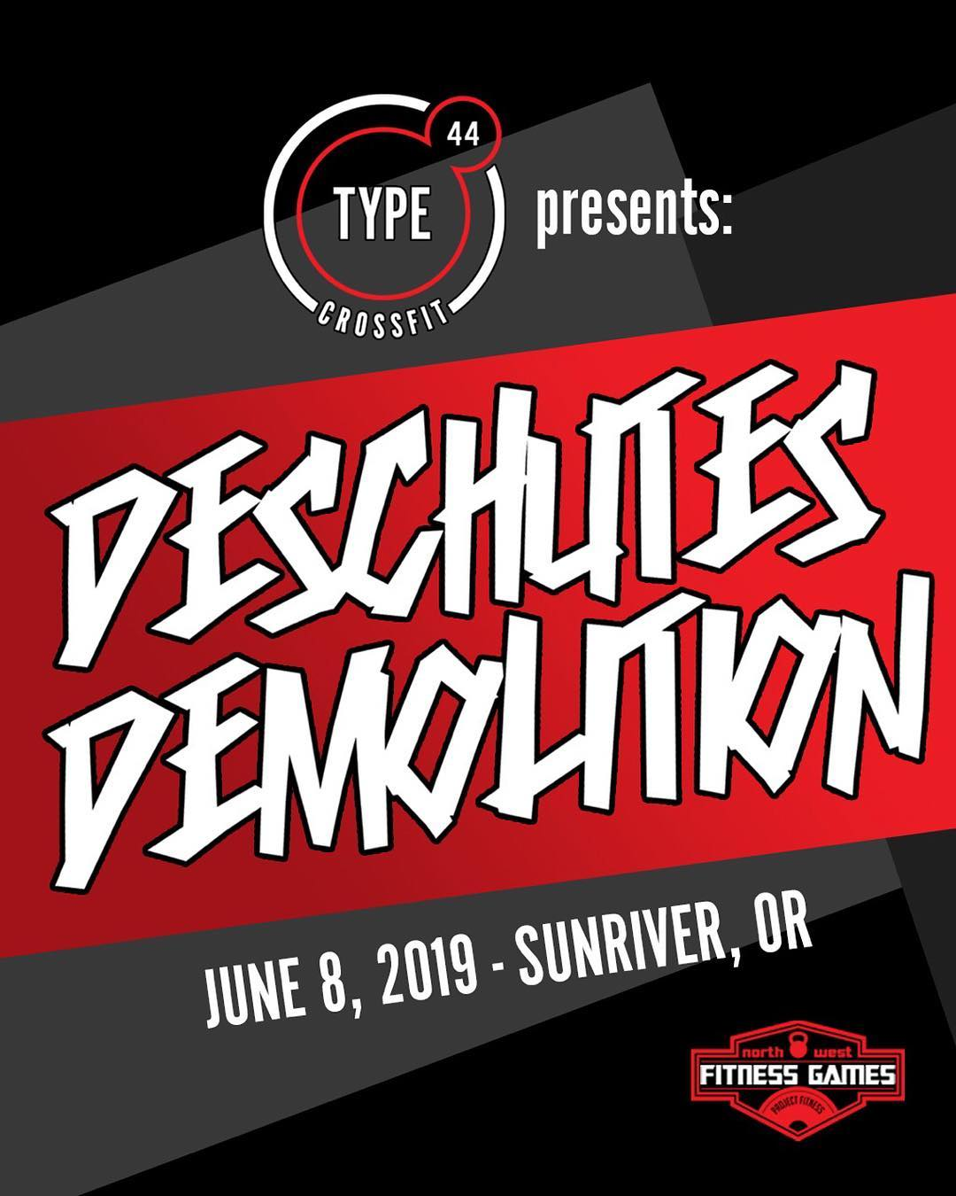 Grab a friend and get registered for the 5th annual Deschutes Demolition! Link in bio