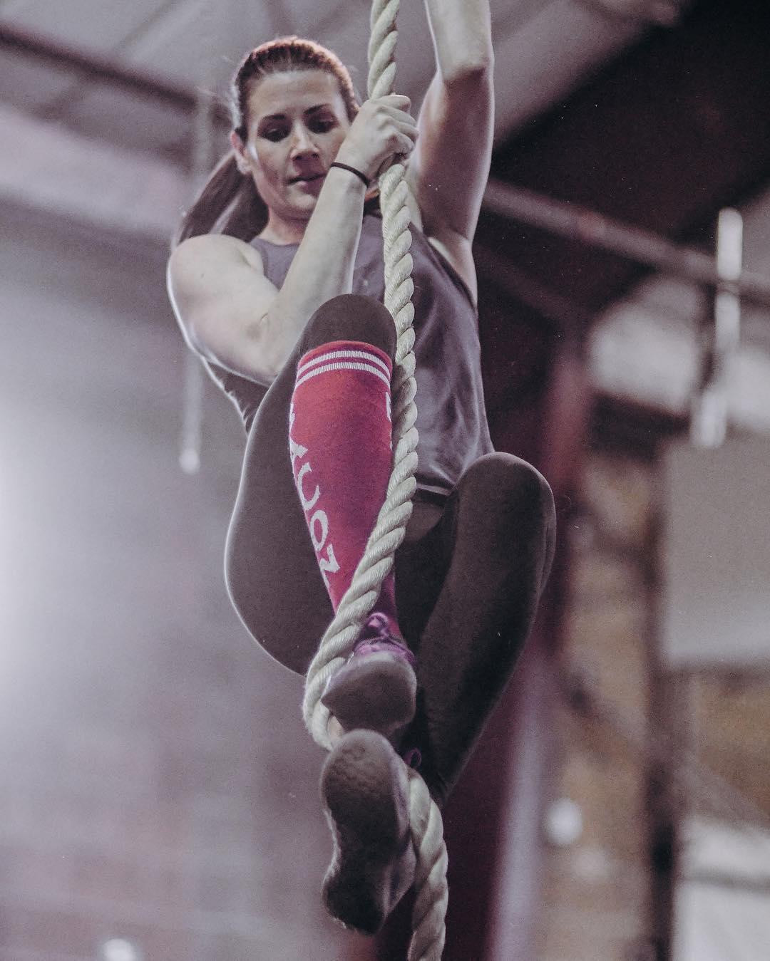 Always climbing higher.