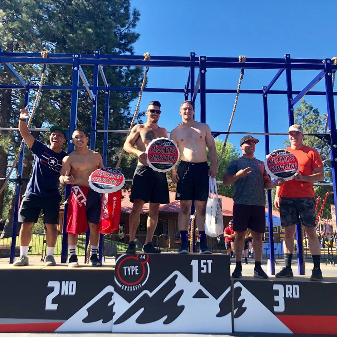 A BIG thank you to all the athletes, judges, and volunteers for making Deschutes Demolition such a success! Can't wait to see you all again next year! 💪🏽