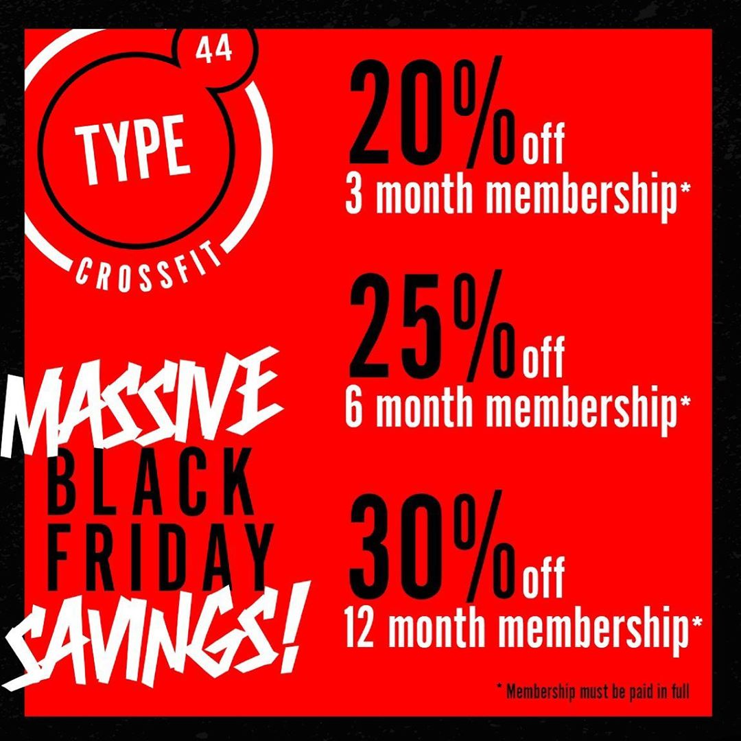 Commit to your fitness and save! Take advantage before it's too late, limited quantities available. Link in profile.