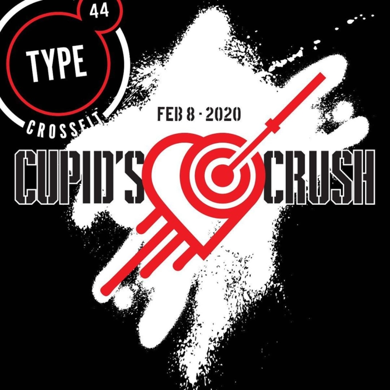 Cupid's Crush CrossFit Competition at Type44
