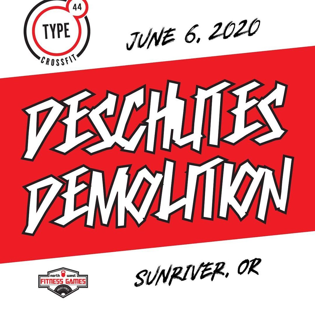 Grab a friend and get registered for the 6th annual Deschutes Demolition! Link in bio.