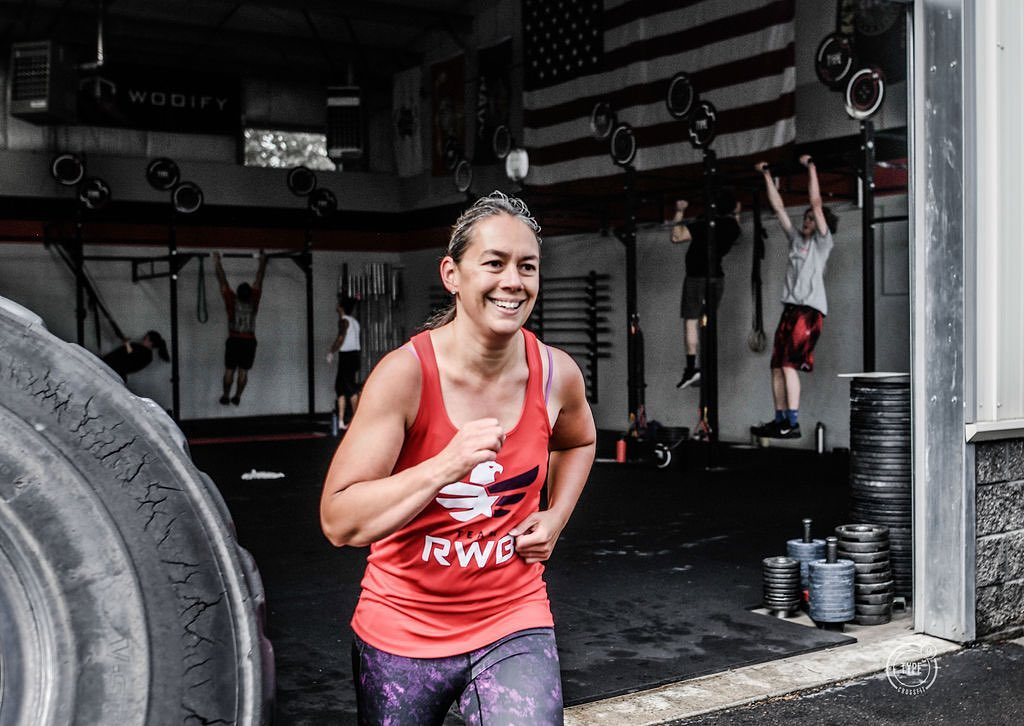 Fierce. Feminine. Strong. Happy Mother's Day to all of our @crossfit_type44 Mom's out there who make this world go round.